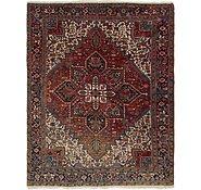 Link to 9' 5 x 11' 7 Heriz Persian Rug