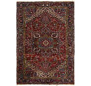 Link to 8' 3 x 11' 7 Heriz Persian Rug