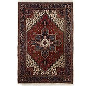 Link to 6' 7 x 9' 10 Heriz Persian Rug