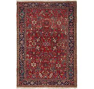Link to 8' x 11' 6 Heriz Persian Rug