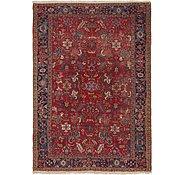 Link to 8' x 11' 6 Heriz Persian Rug