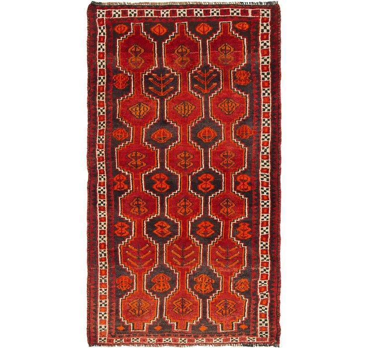 115cm x 198cm Shiraz Persian Rug