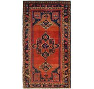 Link to 4' 7 x 8' 9 Hamedan Persian Rug