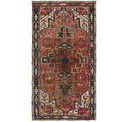 Link to 3' 2 x 6' 4 Khamseh Persian Runner Rug