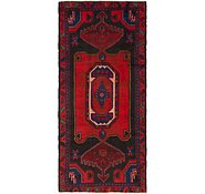 Link to 4' x 8' 9 Zanjan Persian Runner Rug