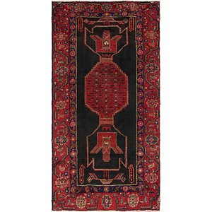 Link to 130cm x 250cm Shiraz Persian Runner Rug item page