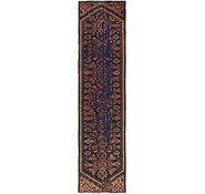 Link to 2' 3 x 8' 9 Hamedan Persian Runner Rug