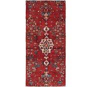 Link to 2' 3 x 4' 8 Hamedan Persian Runner Rug