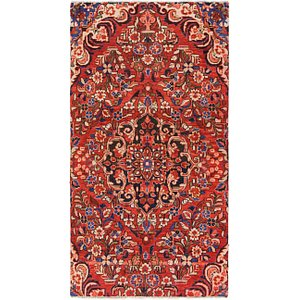 Link to 3' 6 x 6' 6 Borchelu Persian Rug item page