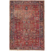 Link to 7' 4 x 10' 7 Heriz Persian Rug