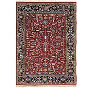 Link to 8' 5 x 11' 7 Heriz Persian Rug