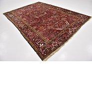 Link to 8' 3 x 11' 2 Heriz Persian Rug
