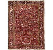 Link to 8' 3 x 11' 2 Heriz Persian Rug