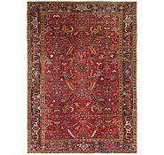 Link to 8' 2 x 11' Heriz Persian Rug