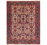 Link to 7' 10 x 9' 10 Heriz Persian Rug