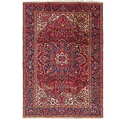 Link to 8' 2 x 11' 6 Heriz Persian Rug