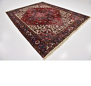 Link to 8' 3 x 10' 7 Heriz Persian Rug