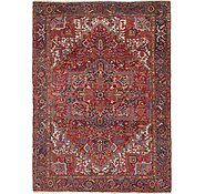 Link to 9' 8 x 13' 2 Heriz Persian Rug