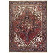 Link to 8' 9 x 12' Heriz Persian Rug