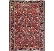 Link to 7' 10 x 11' 6 Heriz Persian Rug