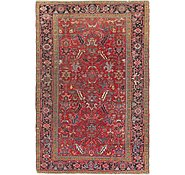 Link to 6' 8 x 10' 2 Heriz Persian Rug