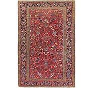 Link to 6' 8 x 10' 2 Heriz Persian Rug