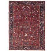 Link to 7' 10 x 10' 9 Heriz Persian Rug