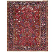 Link to 7' x 8' 7 Heriz Persian Rug