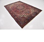 Link to 6' 6 x 9' 6 Heriz Persian Rug