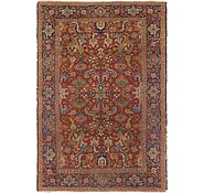 Link to 6' 8 x 9' 8 Heriz Persian Rug