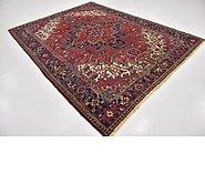 Link to 7' 9 x 10' 5 Heriz Persian Rug