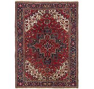 Link to 7' 9 x 10' 5 Heriz Persian Rug