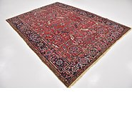 Link to 7' 5 x 10' 2 Heriz Persian Rug