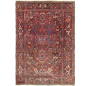 Link to 6' x 8' 4 Heriz Persian Rug