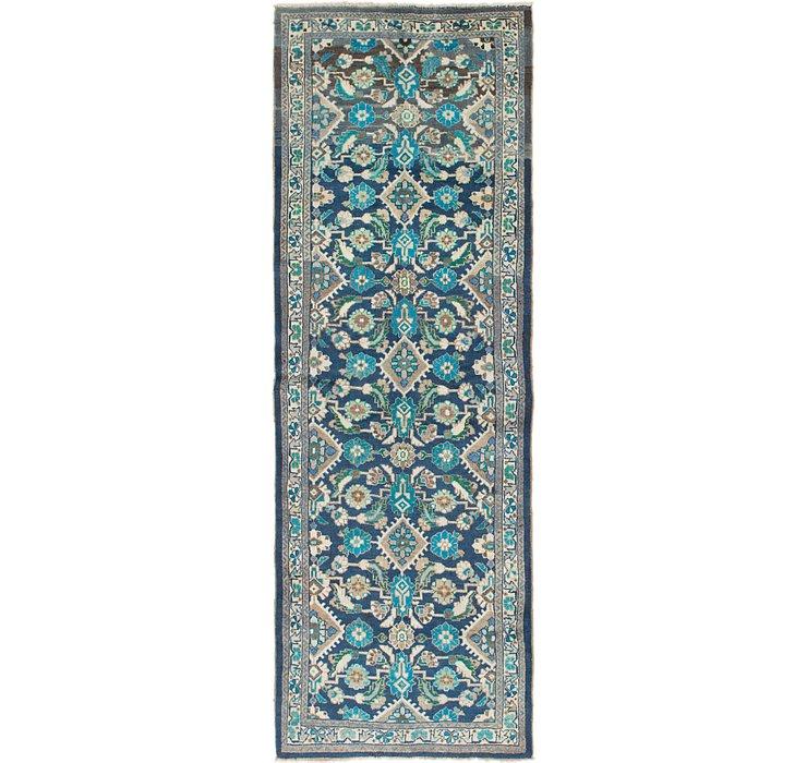 3' 10 x 11' 2 Mahal Persian Runner Rug