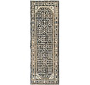 Link to 3' 6 x 10' 3 Hossainabad Persian Runner Rug