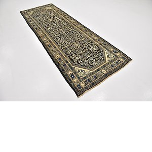 Link to 107cm x 312cm Hossainabad Persian Ru... item page