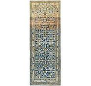 Link to 122cm x 318cm Hamedan Persian Runner Rug