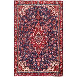 6' 3 x 9' 9 Shahrbaft Persian Rug