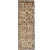 Link to 3' 5 x 10' 9 Hamedan Persian Runner Rug