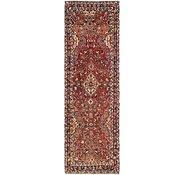 Link to 3' 6 x 11' 5 Hamedan Persian Runner Rug