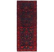 Link to 3' 6 x 9' 6 Zanjan Persian Runner Rug