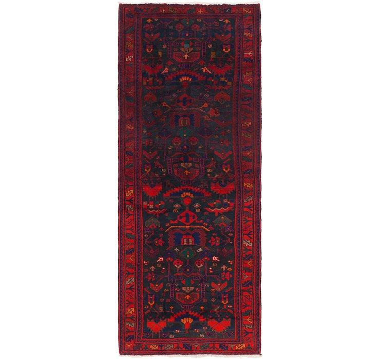 107cm x 290cm Zanjan Persian Runner Rug