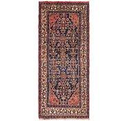 Link to 3' 10 x 9' 5 Hamedan Persian Runner Rug