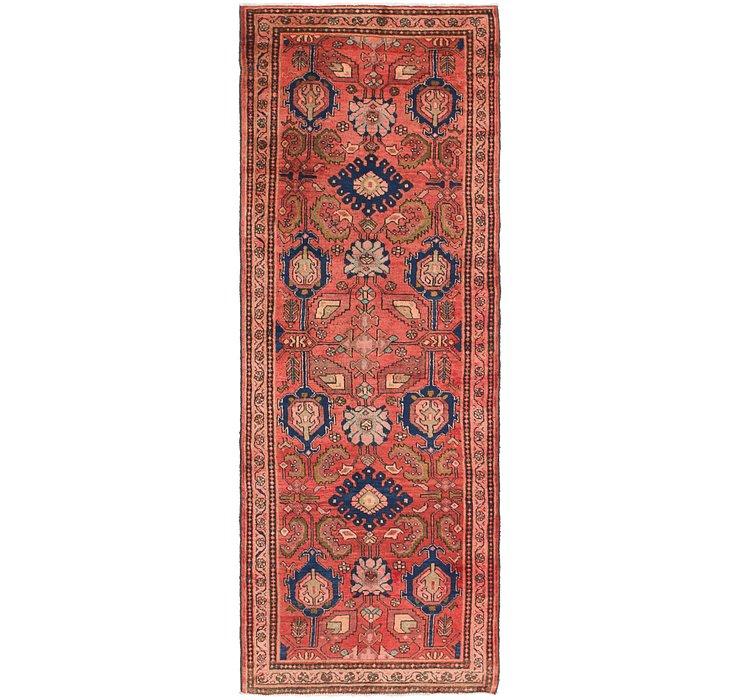 3' 5 x 10' 10 Saveh Persian Runner Rug