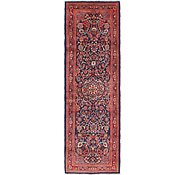 Link to 3' 6 x 11' 2 Mahal Persian Runner Rug