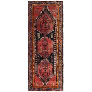 Link to 110cm x 290cm Hamedan Persian Runner... item page