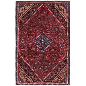 Link to 6' 2 x 10' Hamedan Persian Rug item page