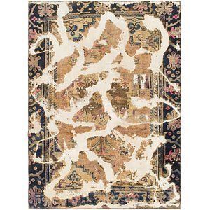 5' 10 x 8' Ultra Vintage Persian Rug