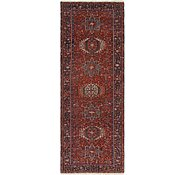 Link to 4' 6 x 12' 4 Gharajeh Persian Runner Rug